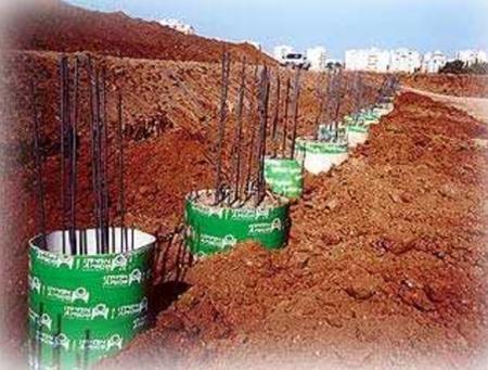 укрепление фундаментов грунтов